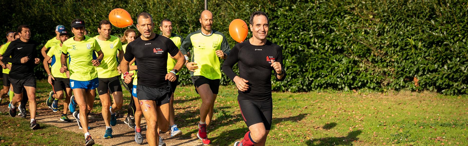 14, 19 e 21 dicembre, proseguono gli allenamenti Acea Run Rome The Marathon Get Ready