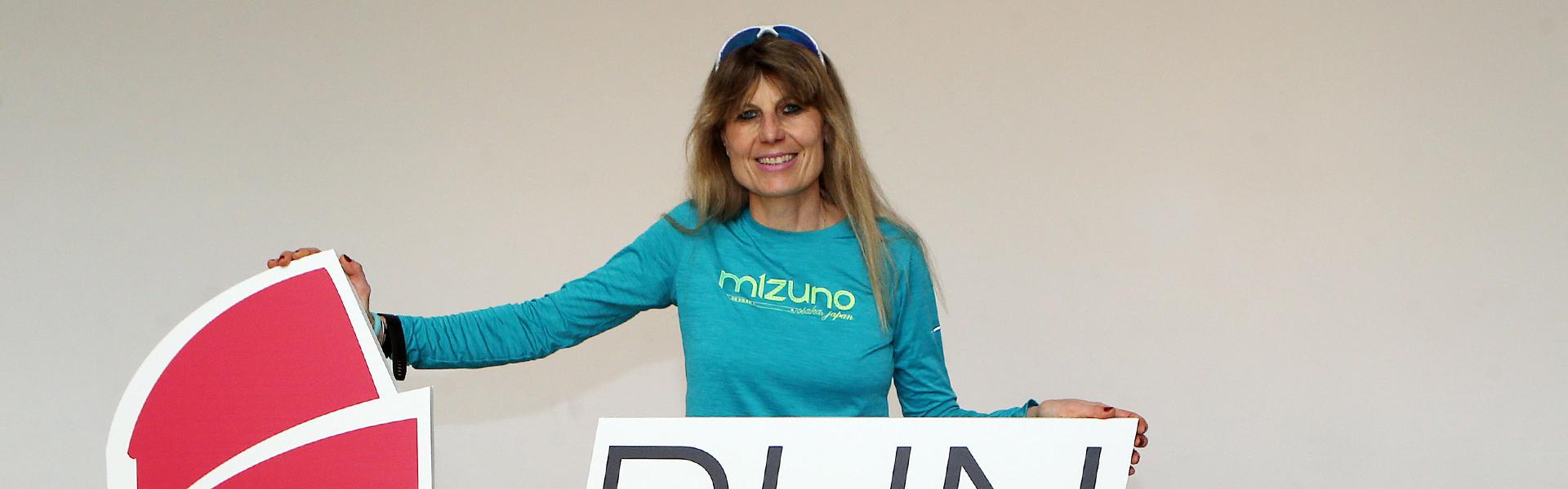 Franca Fiacconi: la Maratona è donna