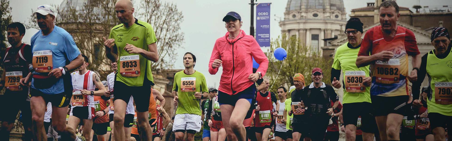 Nutrizione, psicologia e fisioterapia: Acea Run Rome The Marathon senza segreti