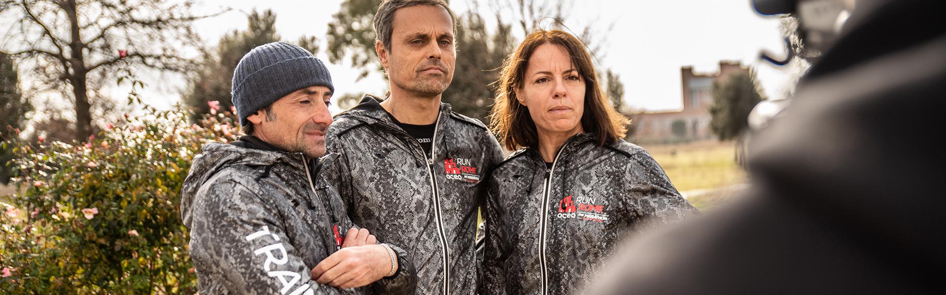 A Milano il 22 febbraio gli allenaementi Acea Run Rome The Marathon 'Get Ready'
