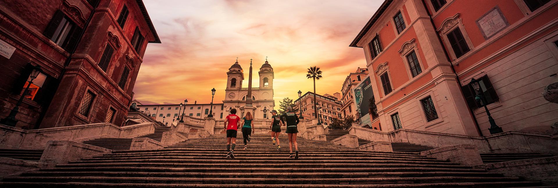 Acea Run Rome The Marathon, il percorso è un viaggio nel tempo